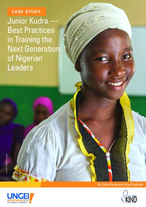 Junior Kudra: Best practices in training the next generation of Nigerian leaders