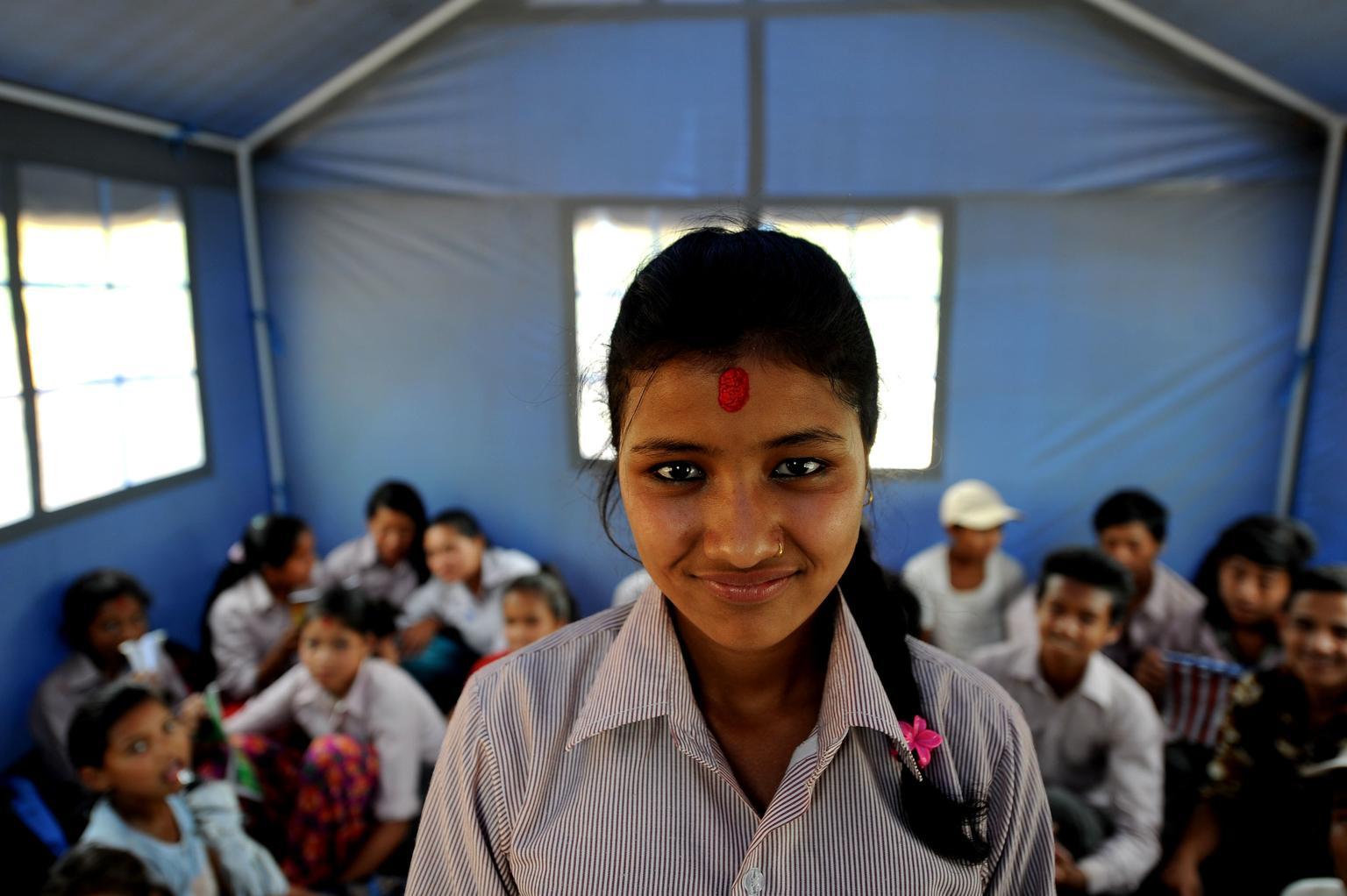 Gender in Education in Emergencies