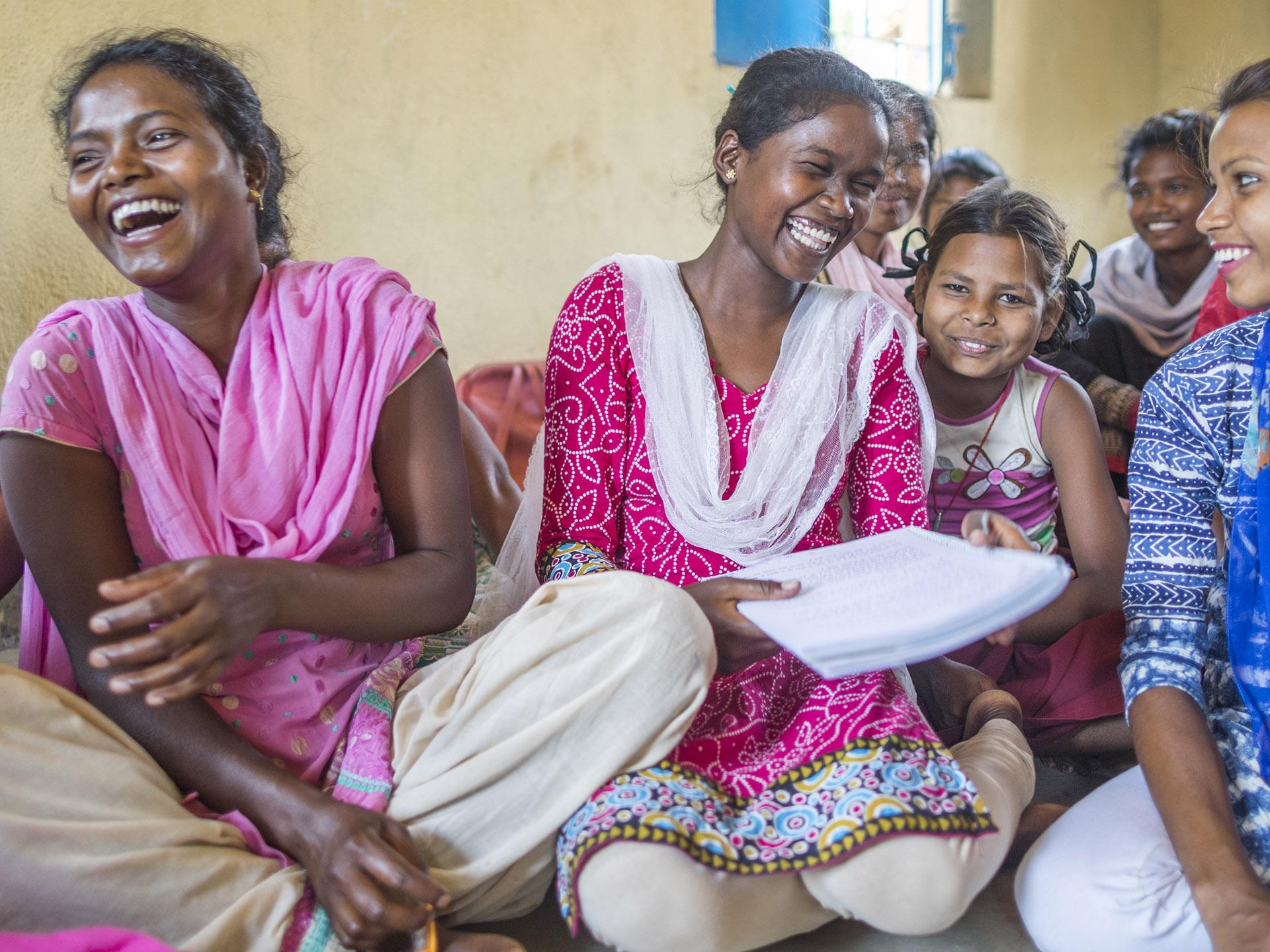 Innovation in menstrual hygiene management