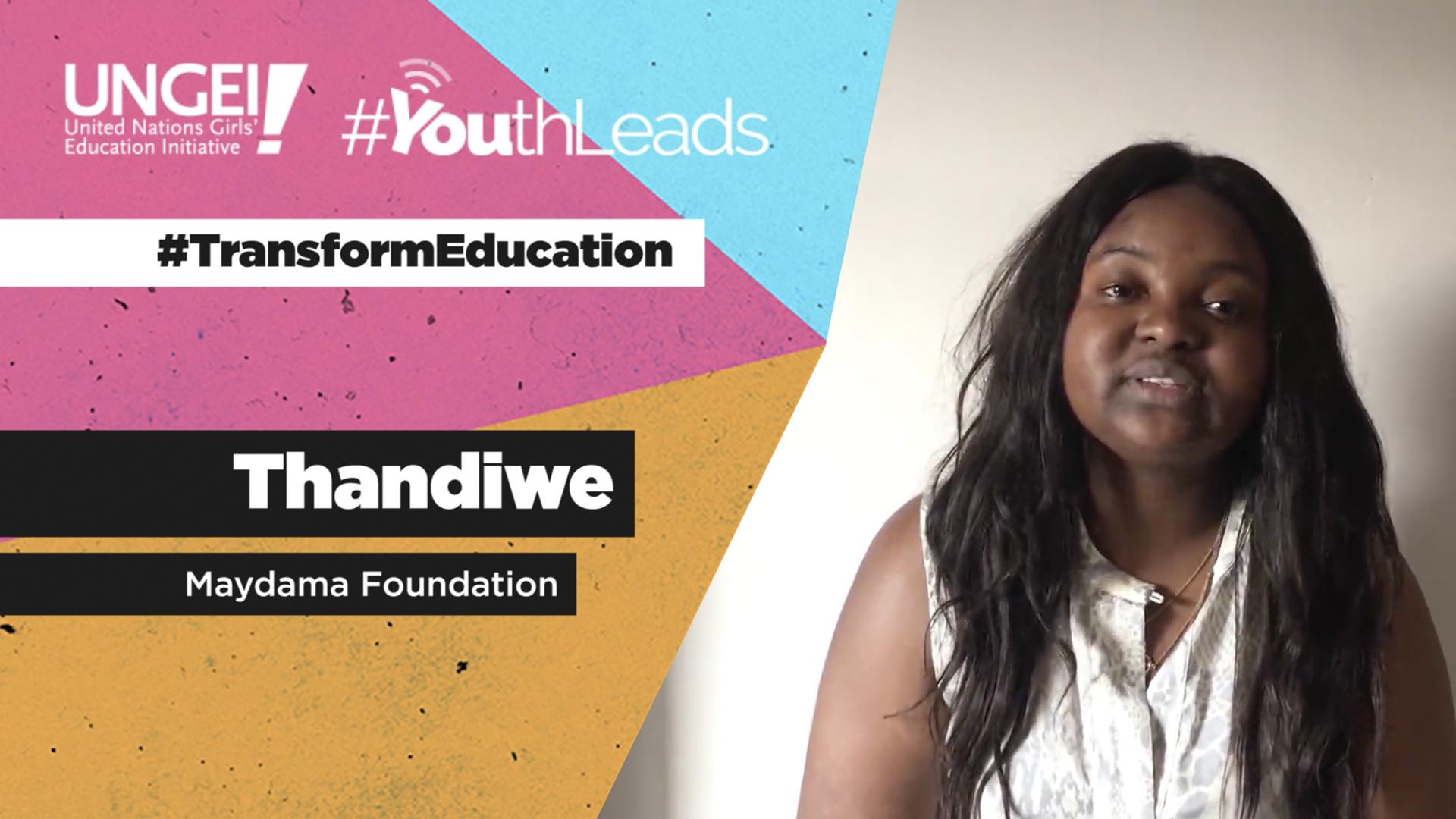Thandiwe, Maydama Foundation, Zambia