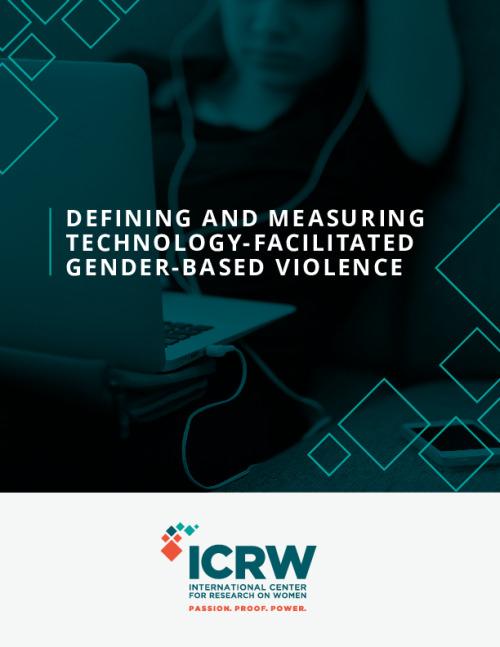 Defining and measuring technology-facilitated gender-based violence