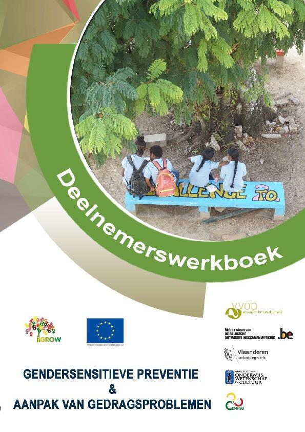 Gender-sensitieve Preventie en Aanpak van Gedragsproblemen: Workbook