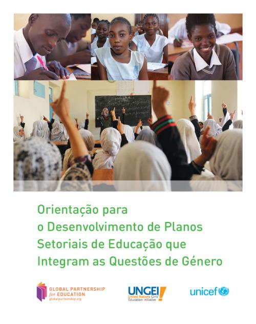 Orientação para o Desenvolvimento de Planos Setoriais de Educação que Integram as Questões de Género