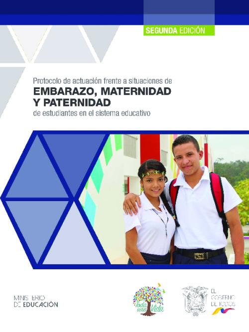 Protocolo de actuacion a frente de situaciones de embarazo, maternidad y paternidad de estudiantes en el sistema educativo