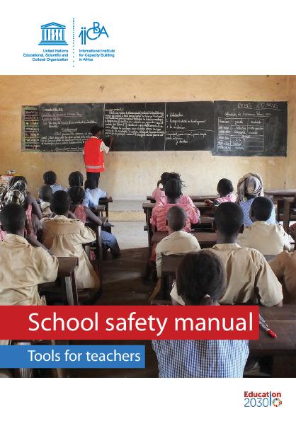 School safety manual